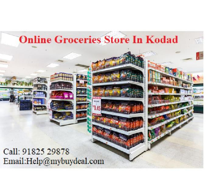 Online grocery store kodad