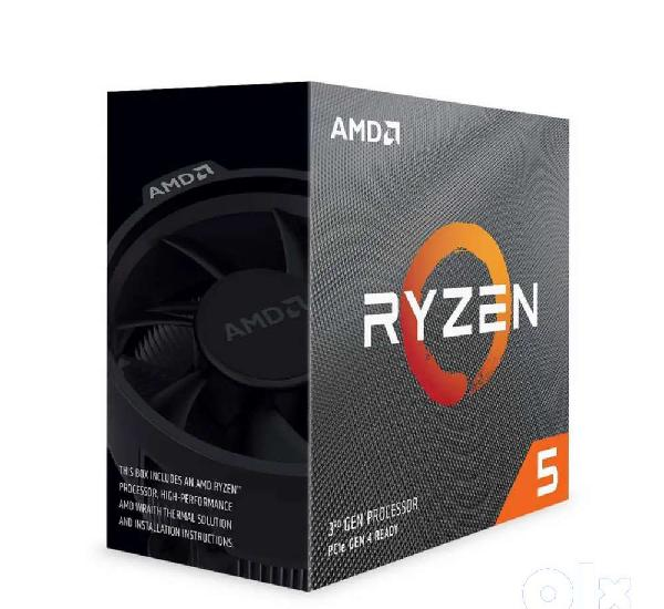Amd ryzen 5 3600 desktop processor 6 cores up to 4.2ghz 35mb