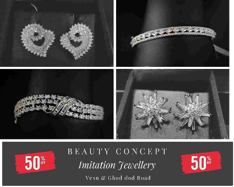 Jewellery hub - beauty concept