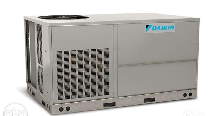 Daikin ducted ac 8.5 ton available,less used,excellent