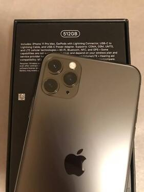 Iphone 11 pro max for sale at a good price