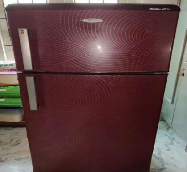 Whirlpool refrigerator for sale.