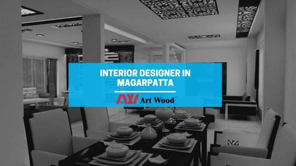 Interior designer in magarpatta - creative services