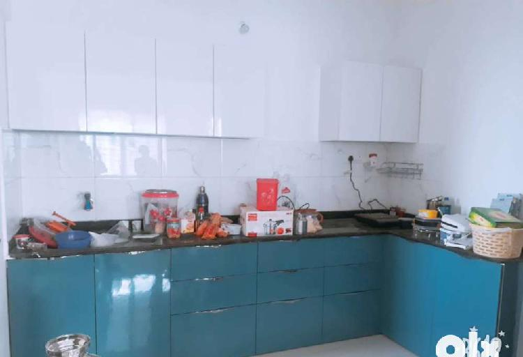 Modular kitchen and interior