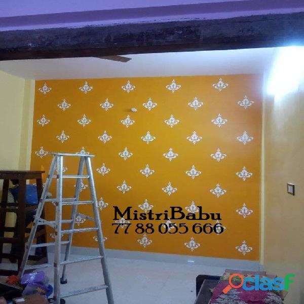 Painting services in cuttack, painter contractor in cuttack