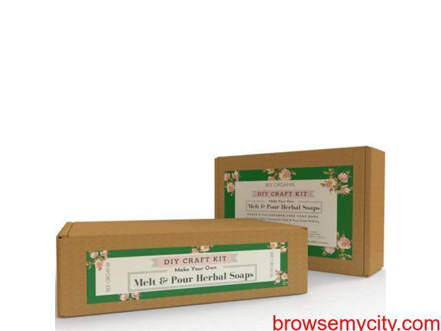 DIY Melt & Pour Herbal Soaps   Best Melt and Pour Soap