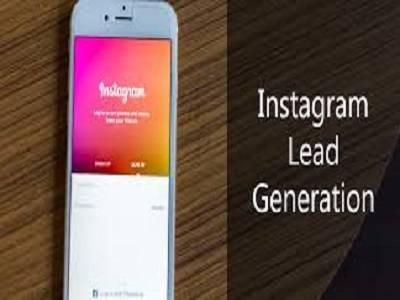 Instagram lead generation - computer services