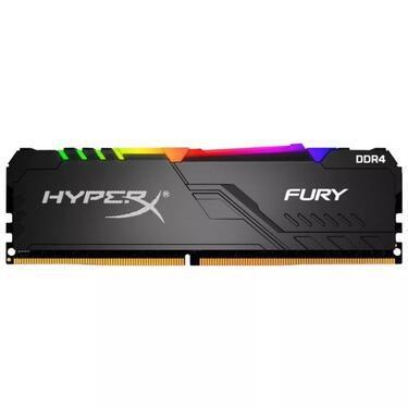 16gb ddr4 rgb hyperx fury udimm 3000mhz desktop ram single s