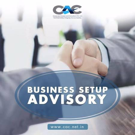 Business setup advisory services in india - household