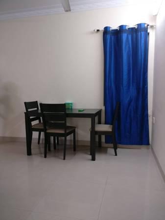 3 bhk semi furnished for rent nahar amrit shakti - real