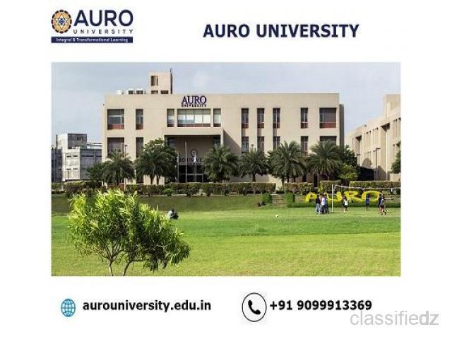 B.sc hons program in microbiology | auro university surat