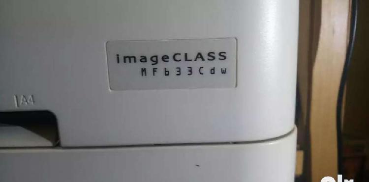 Canon image class printer for sale