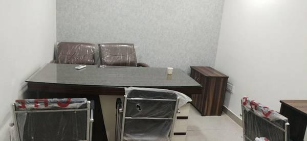 Fully-furnished 190 sqft office on lease at zirakpur - real