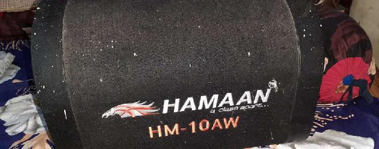 Haman amplifier 10aw