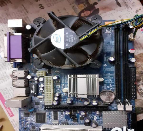 Intel 945 m.b and d.c pro