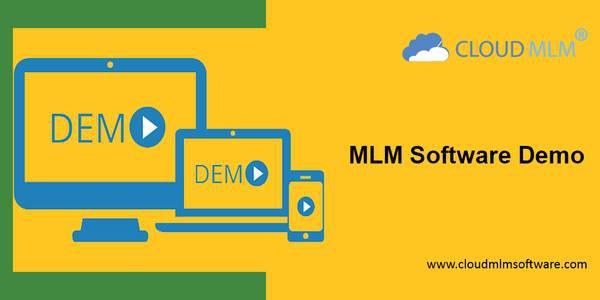 Mlm software demo - computer services