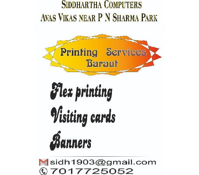 Printing services baraut