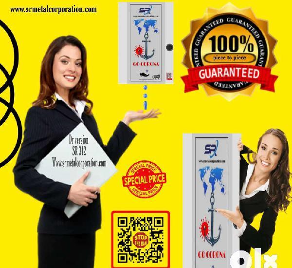 Sr metal corporation company provides new sanitizer