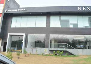 Competent Automobiles Nexa Showroom In Delhi Ncr