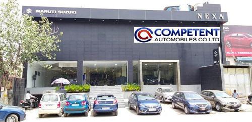 Competent automobiles - trusted car dealer of nexa delhi