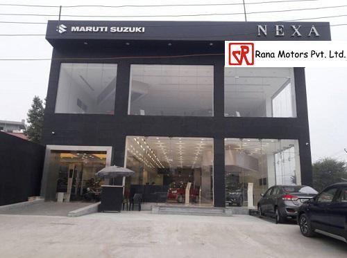 Rana motors - trustable nexa showroom gurgaon