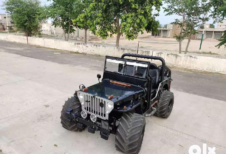 Willy jeep modify