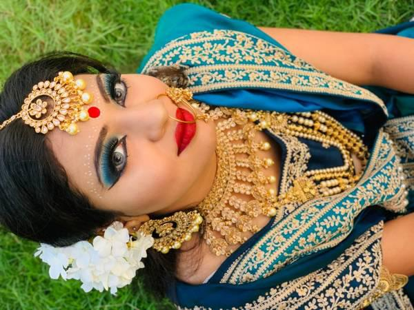 South indian makeup artist in udaipur - beauty services