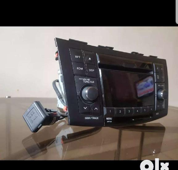 Swift company fitted zdi music system