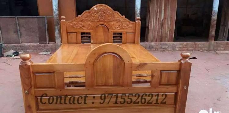 Teak wood cot... furniture manufacturing