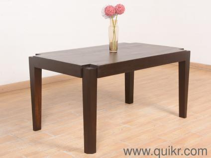 Unboxed: ronald mango wood dining table by roman living