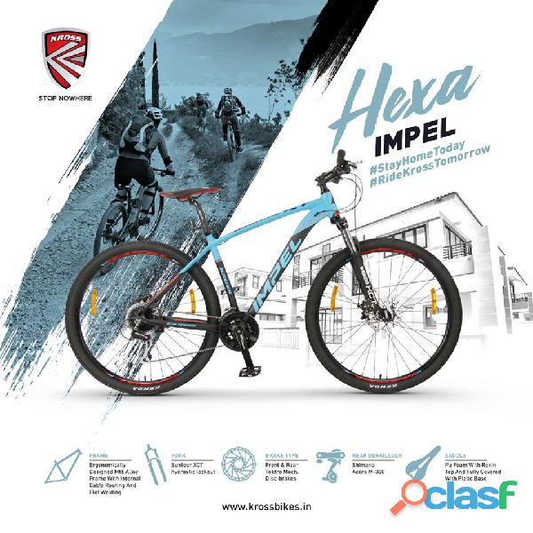 Best in class mountain cycle
