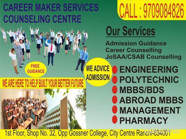 Career maker services ranchi