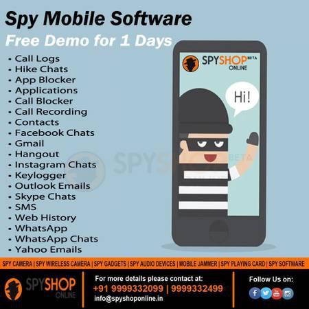 Cell phone tracker app in delhi - cell phones - by dealer