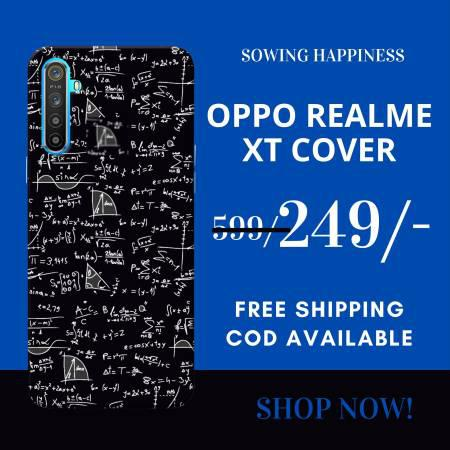 Free shipping – cod avail – oppo realme xt covers –