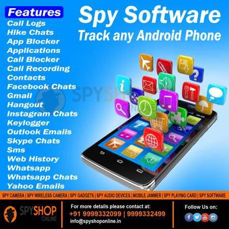 Facebook tracker in delhi - cell phones - by dealer