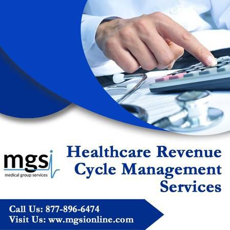 Leading healthcare revenue cycle management company - small