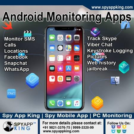 Spy android monitoring application in delhi - cell phones -