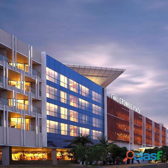 Resorts for Weekend Getaways in Jaipur   Crowne Plaza Jaipur