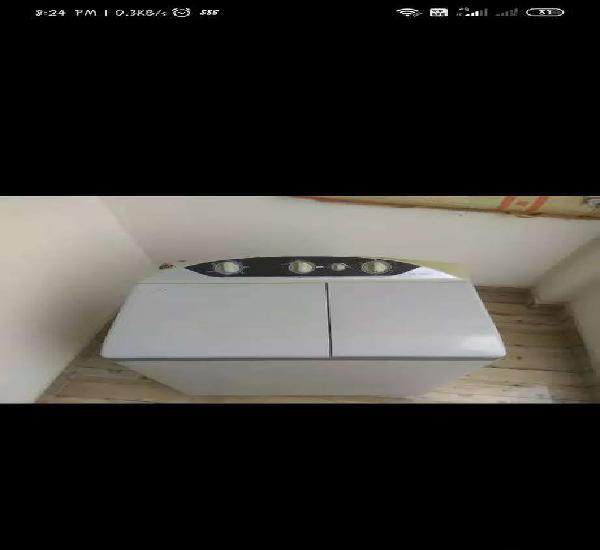 National 7.5 kg washing machine