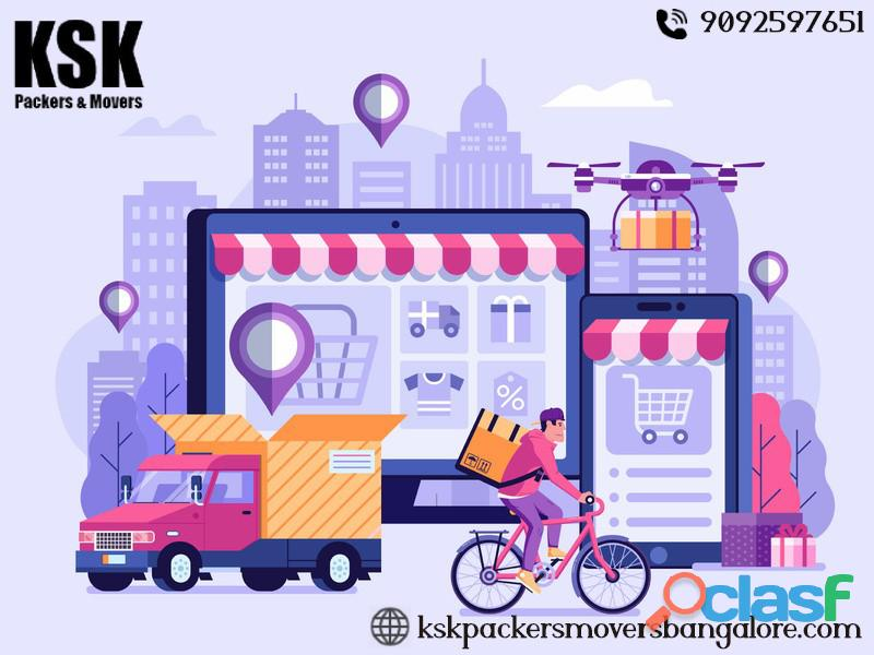 Packers and movers in bangalore   kskpackersmoversbangalore.com