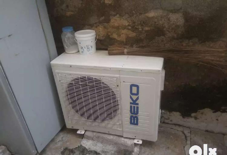 Blue star split ac with beco outdoor