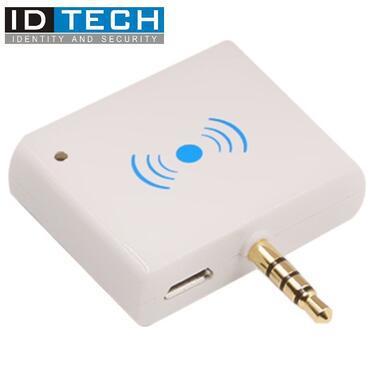 Audio jack card reader headphone jack uhf rfid card reader