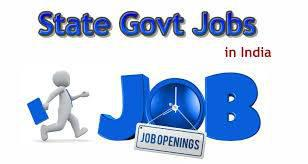State government jobs | latest state government jobs -