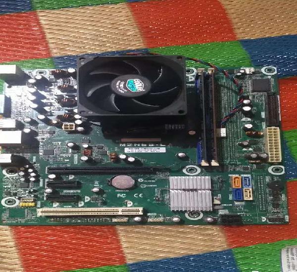 Amd ddr2 processor and ram 3gb