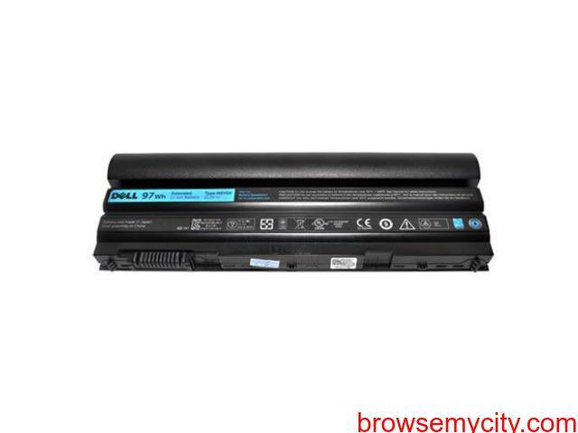 Batterie originale Dell M5Y0X T54FJ 312-1163 11.1V 97Wh