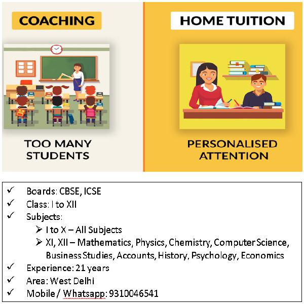 Home tuition online tuition cbse icse isc all classes