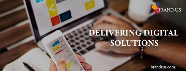 Digital marketing services company - creative services