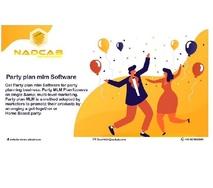 Mlm party plan software free demo   direct selling