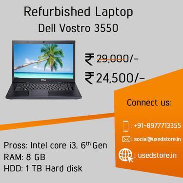 Refurbished dell vostro 3550 laptop