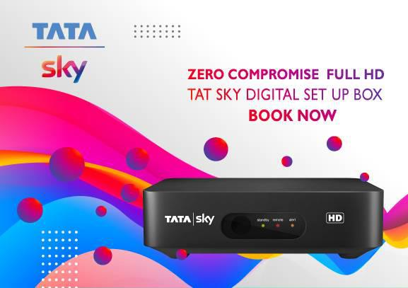 Tata sky bulk connection - event services